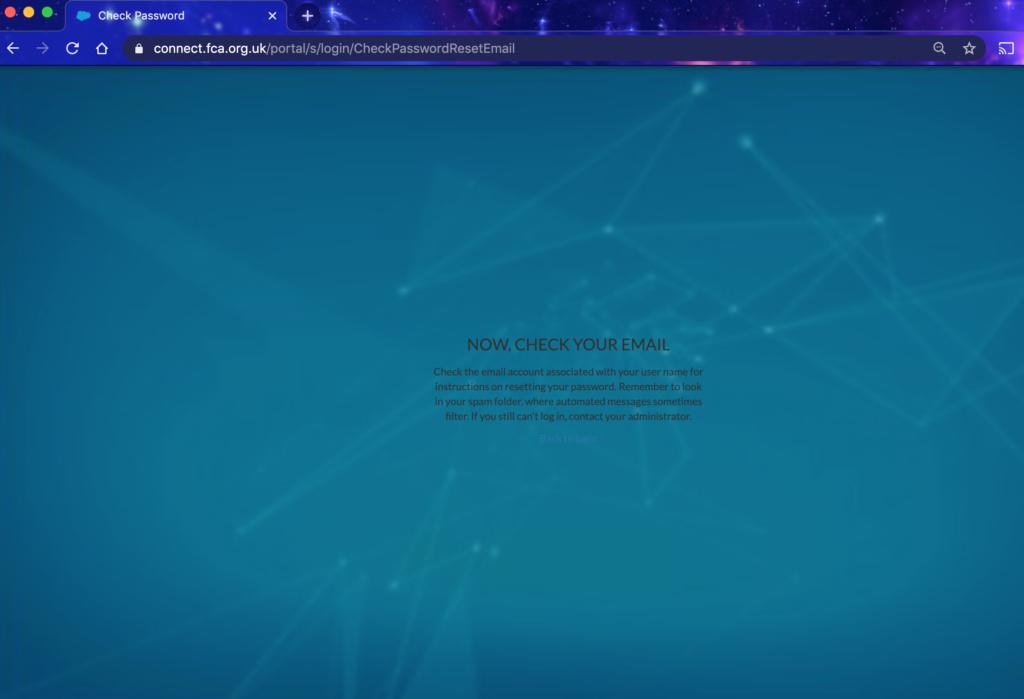 Shocking FCA User Interface